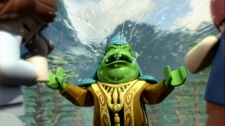 Lego Star Wars The Empire Strikes Out Dvd Review