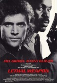 Lethal Weapon (1987) movie poster