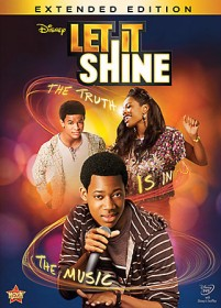 Let It Shine DVD + Digital Copy cover art -- click to buy from Amazon.com