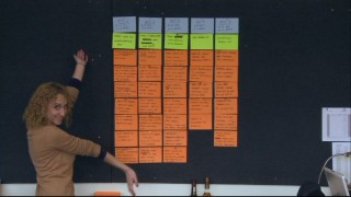 "A storyboard comes together at rapid speed in ""Inside the Writers' Room."""