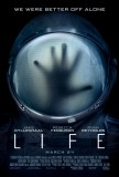 Life (2017) movie poster