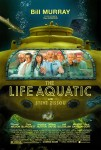 The Life Aquatic with Steve Zissou (2004) movie poster