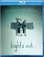 Lights Out Blu-ray + Digital HD cover art