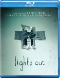 Lights Out (Blu-ray + Digital HD) - October 25