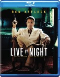 Live by Night (Blu-ray) - March 21