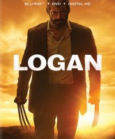 Logan Blu-ray + DVD + Digital HD cover art
