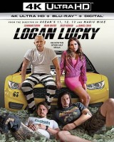 Logan Lucky: 4K Ultra HD + Blu-ray + Digital cover art
