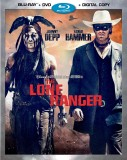 The Lone Ranger: Blu-ray + DVD + Digital Copy cover art -- click to buy from Amazon.com