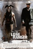The Lone Ranger (2013) movie poster