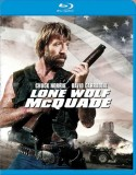 Lone Wolf McQuade Blu-ray Disc cover art -- click to buy from Amazon.com