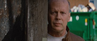 Old Joe (Bruce Willis) goes hunting for three specific young children in 2044 Kansas.