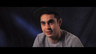 Screenwriter-producer Max Minghella shares what he likes about the story in a making-of short.