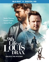 The 9th Life of Louis Drax: Blu-ray + Digital HD cover art - click to buy from Amazon.com
