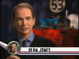 Dean Jones circa 2003 reflects on one of his biggest Disney hits.