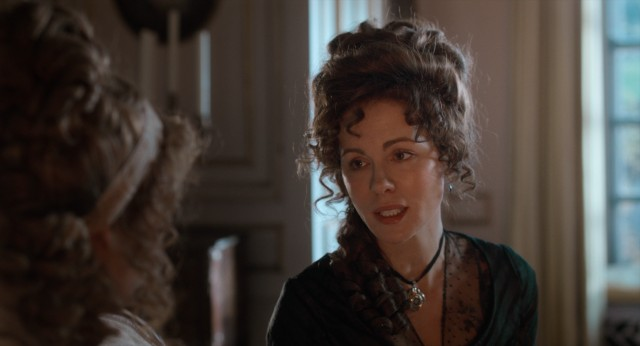 "In Whit Stillman's ""Love & Friendship"", young new widow Lady Susan Vernon (Kate Beckinsale) applies her considerable charms to anyone she can."
