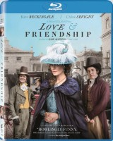 Love & Friendship Blu-ray Disc cover art -- click to buy from Amazon.com