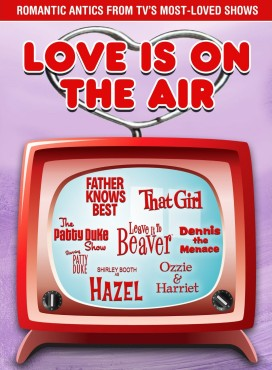 Love Is On the Air DVD cover art -- click to buy from Amazon.com
