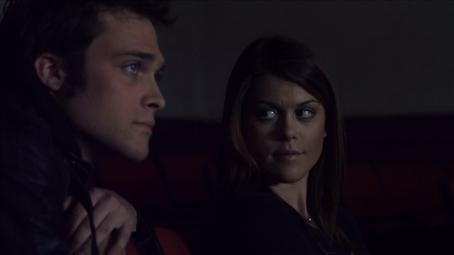 Sylvia (Lindsey Shaw) has eyes for Lucas (Jamie Johnston), the rich, obsessive bad boy with a bad reputation.