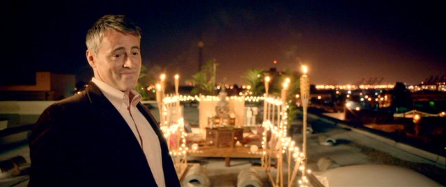 "Principal Charlie Darby (Matt LeBlanc) lets school out early to construct this taste of Thailand for his girlfriend in ""Lovesick."""