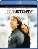 Love Story Blu-ray Disc cover art -- click to buy from Amazon.com
