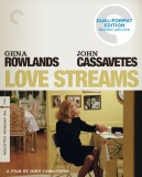 Love Streams: The Criterion Collection Blu-ray + DVD Dual Format Edition cover art -- click to buy from Amazon.com