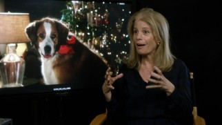 Director Jessie Nelson only agreed to appear in the making-of featurettes if she could speak in front of a shot of Rags the dog.