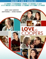 Love the Coopers: Blu-ray + DVD + Digital HD combo pack cover art - click to buy from Amazon.com