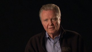 Academy Award-winning actor Jon Voight is one of a few conservative celebrities lending their voices to this documentary.