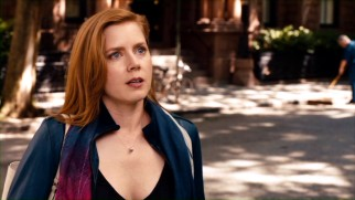 Amy Adams plays Emily, an ex who just happens to run into Jonathan on this eventful day.