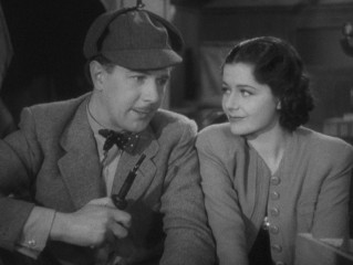 Doubted, train-riding protagonist Iris Henderson (Margaret Lockwood) finds an unlikely ally in pipe-smoking musicologist Gilbert (Michael Redgrave).