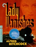 The Lady Vanishes: The Criterion Collection Blu-ray cover art -- click to buy from Amazon.com