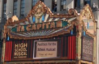 Click to read our report from the High School Musical DVD launch at Hollywood's El Capitan Theatre.