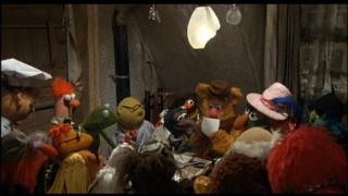 You've gotta love big group shots of the Muppets like these.