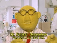 The good doctor gives an interview on Miss Piggy in the disc's lone bonus feature.
