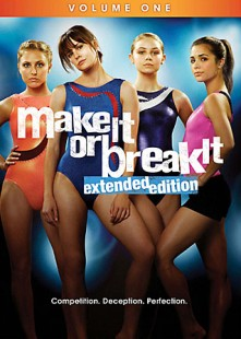 Buy Make It or Break It: Volume 1 DVD from Amazon.com