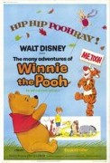 The Many Adventures of Winnie the Pooh (1977) movie poster