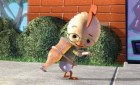 "Enter the digital age with ""Chicken Little"", Disney's first entirely computer-animated film, coming to DVD on March 21st. Click to save nearly 50% on your preorder and to learn more about the disc."