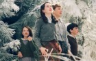"Journey with the Pevensies into Narnia, the fantastical world of C.S. Lewis's beloved text, in ""The Chronicles of Narnia: The Lion, The Witch and The Wardrobe."" Click for full details on the different DVDs coming April 4th."