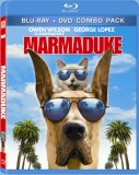 Buy Marmaduke: Blu-ray + DVD Combo Pack from Amazon.com