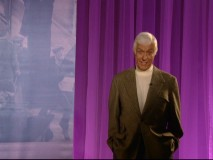 "The dapper Dick Van Dyke hosts ""Supercalifragilisticexpialidocious: The Making of Mary Poppins."""