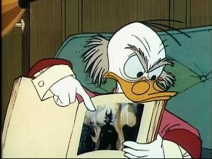 "Ludwig von Drake points out that some Disney magic has been evil, as with Maleficent in ""Sleeping Beauty."""