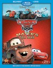 Cars Toon: Mater's Tall Tales: Blu-ray + DVD cover art