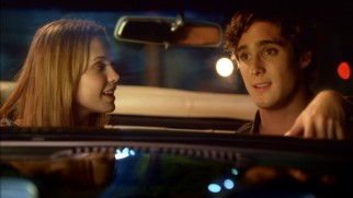 A date with Tyler (Diego Boneta) provides a night of many firsts for Jo (Meaghan Martin), a fact that becomes public knowledge the next school day.