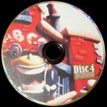 A Musical History of Disneyland: Disc 4 artwork (Roger Rabbit's Car Toon Spin)