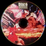 A Musical History of Disneyland: Disc 6 artwork (Fantasmic!)