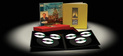 A Musical History of Disneyland box set
