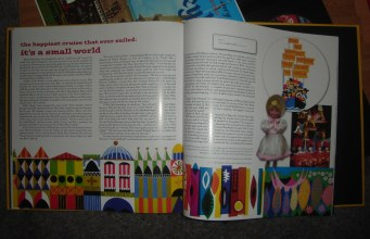 "It may be a small world, but that's a pretty big spread devoted to it in ""the Sounds of Disneyland."""