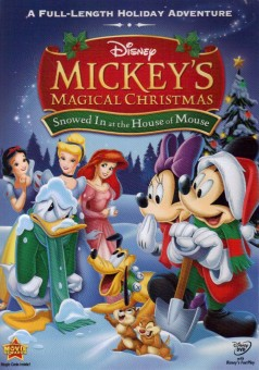 Buy Mickey's Magical Christmas: Snowed In at the House of Mouse on DVD from Amazon.com