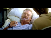 Shooter McGavin? More like Smoker McGavin, as Christopher McDonald plays a dying dad in this deleted scene.