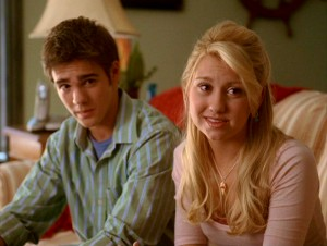 Quarterback Derek (Steven R. McQueen) and cheerleader Stephanie (Chelsea Staub) turn to Virgil for some intervention even though the once tight triad has drifted apart in high school.